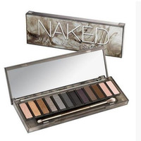 [CLEARANCE SALE]Urban Decay Naked Eyeshadow Palettes +Free Christmas Gift Tatto Choker