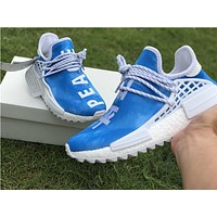 Pharrell Williams x PW HU NMD Peace F99763 36---46.5