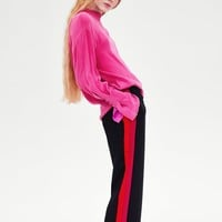 JOGGING TROUSERS WITH STRIPES