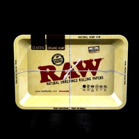 Mini Metal Raw Rolling Tray - RP156