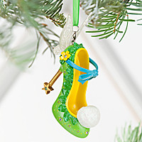 Tinker Bell Shoe Ornament