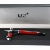 MONT BLANC Retro Pop Writing Office School Supplies Ball Pen Gift Pen Ink Pen