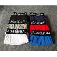 BALENCIAGA New Popular Men Pure Cotton Underwear I12807-1