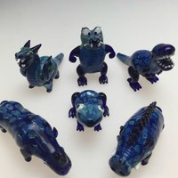 Glass Animal Pipes