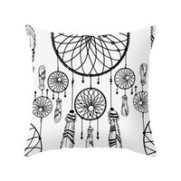 Catching Dreams Throw Pillow Cover