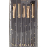 FOREVER 21 Mini Brush Set