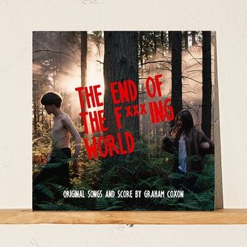 Graham Coxon - The End Of The F***ing World (Original Songs and Score) 2XLP | Urban Outfitters
