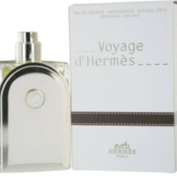 voyage d'hermes edt refillable spray 1.18 oz by hermes