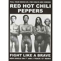 Red Hot Chili Peppers Socks Poster 24x33