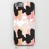 Abstract Pattern iPhone & iPod Case by Vero Gobet