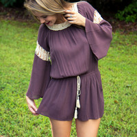 Into The Woods Romper