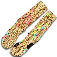 LUCKY CHARMS CEREAL SOCKS