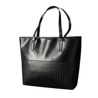 Ladies Solid Handbag