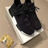 Adidas Nmd Human Race Black UK9, 100% Authentic