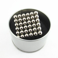 3mm 216 pcs Magic Magnet Neo Cube NdFeB Puzzle Metaballs Magnetic Balls Magico Cubo Toys Fun New Year Christmas Birthday Gift