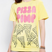 Urban Outfitters - LUNNCHBOXX Pizza Oversized Tee