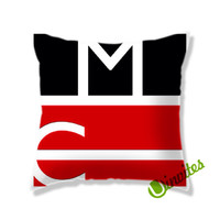 Magcon Logo (2) Square Pillow Cover