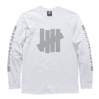 UNDEFEATED CAUTION LS TEE | Undefeated