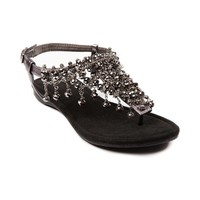 Womens Shi by Journeys Tulay Sandal, Silver, at Journeys Shoes