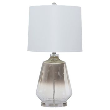 Jaslyn Table Lamp Silver Finish - Signature Design by Ashley