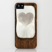 Coconut Love iPhone & iPod Case by Emiliano Morciano (Ateyo)