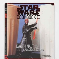 The Star Wars Cookbook II -Darth Malt And More Galactic Recipes By Frankie Frankeny & Wesley Martin - Assorted One