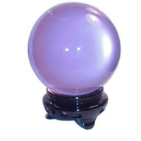 Lavendar Crystal Ball