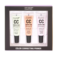 City Color Collection Color Correcting Primer
