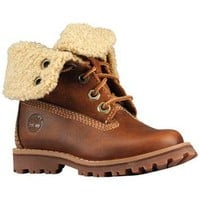 "Timberland 6"" Shearling Boots - women' Toddler at women Foot Locker"