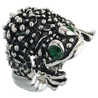 Frog Shaped Stretch Ring