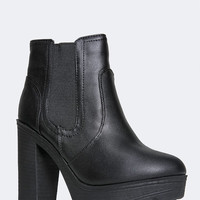 INCOMER BOOTIE
