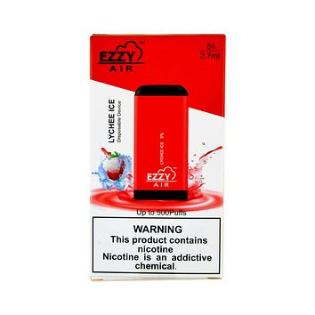 Ezzy Air Disposable Device Lychee Ice