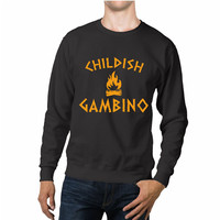 Childish Gambino Unisex Sweaters - 54R Sweater