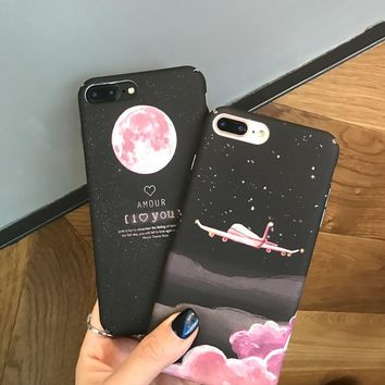 Phone Cases for IPhone 6 6s 7 Plus Case Aircraft