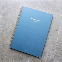 Mon Cahier 2015 Journal by poketo - navy