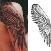 Wings Temporary Tattoo Cosplay