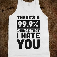 99.9% Hate