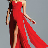 Celebrity Style Gown by Faviana 6428