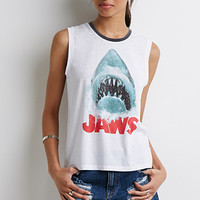 Jaws Muscle Tee