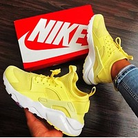 Nike Air Huarache Fashion Women Men Casual Running Sport Shoes Sneakers