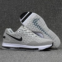 Nike ZOOM Fashion Running Sneakers Sport Shoes