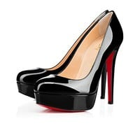 Christian_ louboutin Bianca Shoe Head Waterproof Platform and Women's High Heels