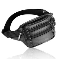 Genuine Leather Bags Bags belts waist