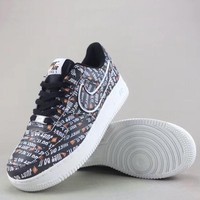 Nike Air Force 1 Low Fashion Casual Low-Top Old Skool Shoes-2