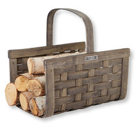 Fireside Log Holder | L.L.Bean