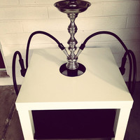 Light Pink Eclipse Hookah Stabilizer Table - custom order now clearance