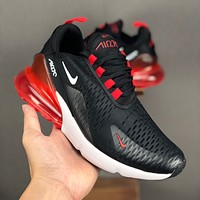 """Nike Air Max 270 """"Bred"""" Running Shoes - Best Deal Online"""