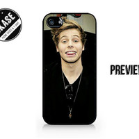 Luke Hemmings - Luke - 5SOS - 5 Seconds of Summer - iPhone 4 / 4S / 5 / 5C / 5S - 353