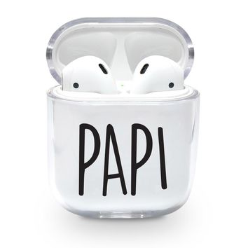 Papi Airpods Case