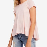 Free People It's Yours High-Low T-Shirt | macys.com